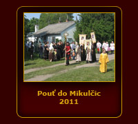 Pouť do Mikulčic 2011